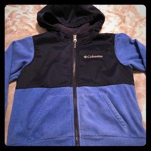 Boys zip up hoodie